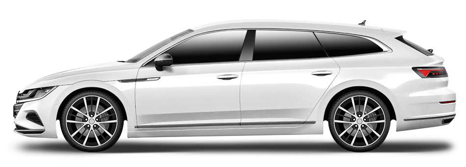 VW Arteon Shooting Brake ECO