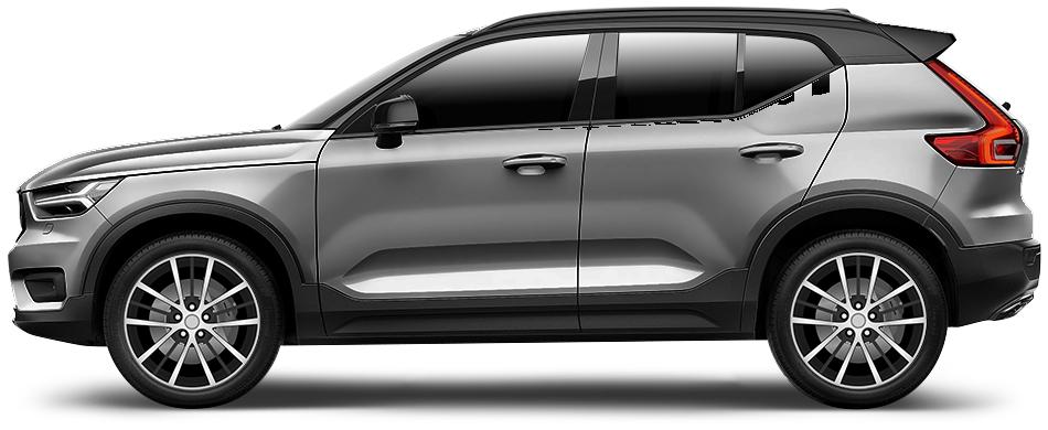 Volvo XC40 Recharde Plug-in Hybrid 01