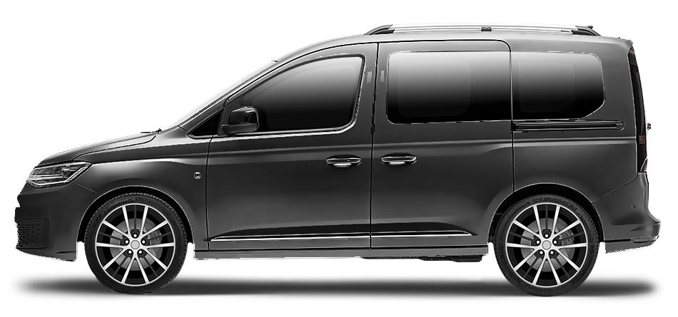 VW Caddy 01