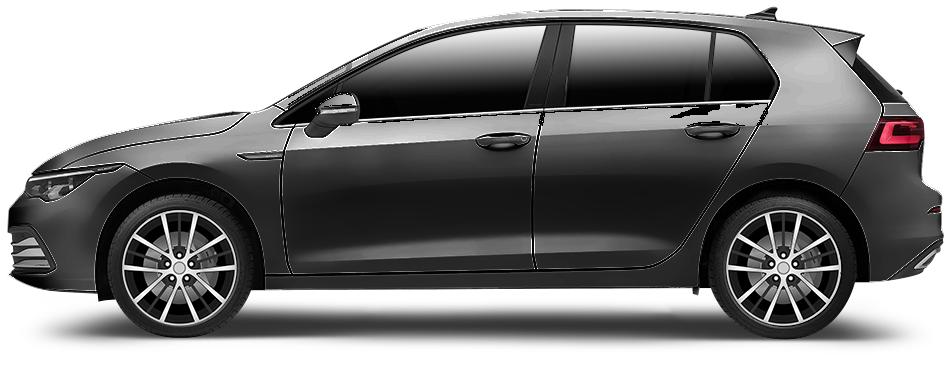 VW Golf 8 ECO