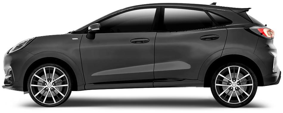 Ford Puma Hybrid 01