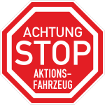 Stop Aktionsfahrzeug 250 mm