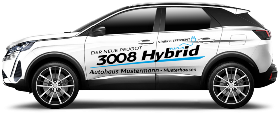 Peugeot 3008 Hybrid 01