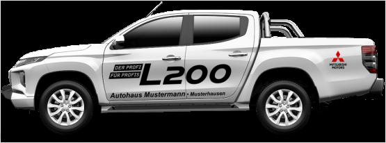 Mitsubishi L200 ECO