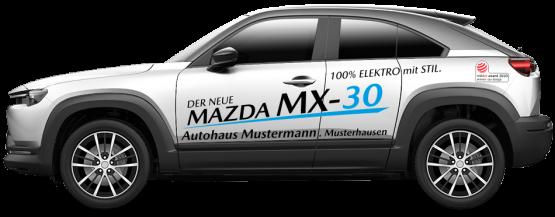 Mazda MX-30 01