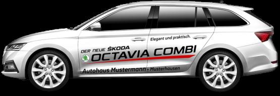 Skoda Octavia Combi 01