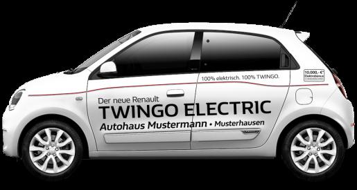 Renault Twingo Electric ECO