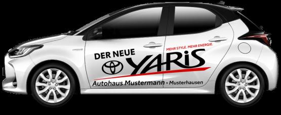 Toyota Yaris 01