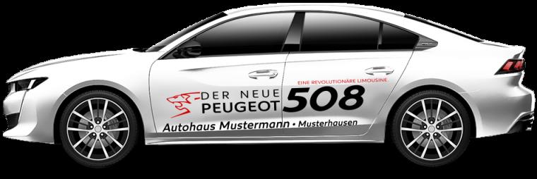 Peugeot 508 03