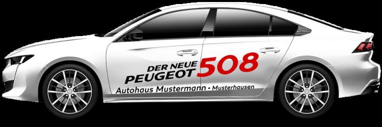Peugeot 508 04