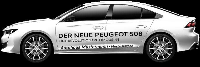 Peugeot 508 ECO