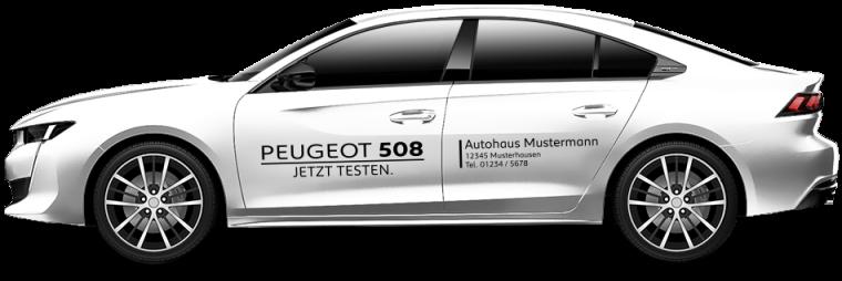 Peugeot 508 MINI