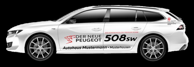 Peugeot 508 SW 03