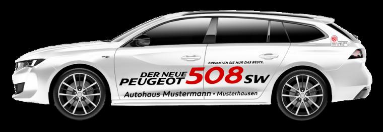 Peugeot 508 SW 04