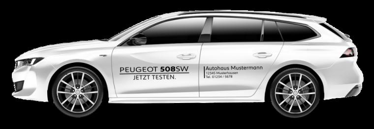 Peugeot 508 SW MINI
