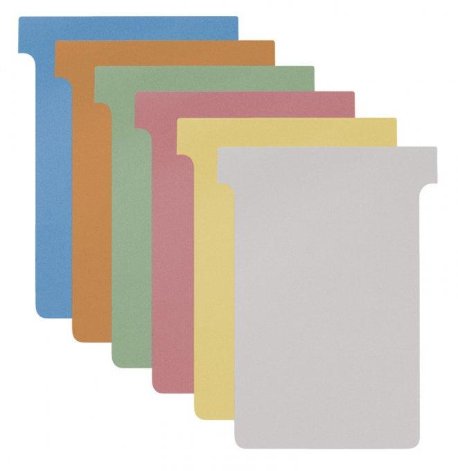 """T-Karten für alle T-Card Systemtafeln I Größe """"L"""""""