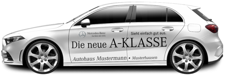 Mercedes-Benz A-Klasse 01