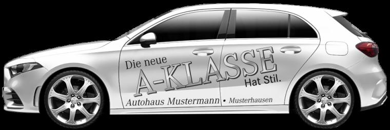 Mercedes-Benz A-Klasse 02