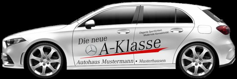 Mercedes-Benz A-Klasse 03