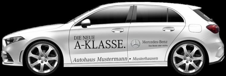 Mercedes-Benz A-Klasse ECO