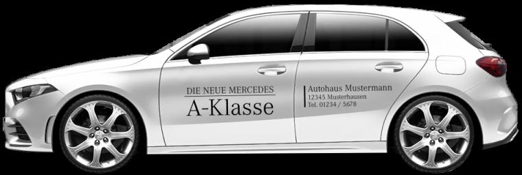 Mercedes-Benz A-Klasse MINI