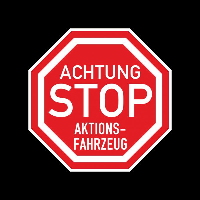 Stop Aktionsfahrzeug 175 mm