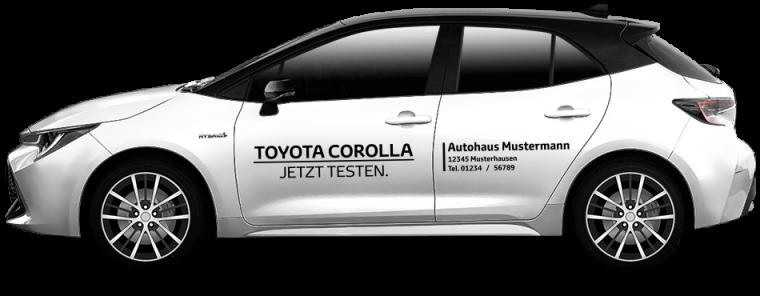 Toyota Corolla MINI