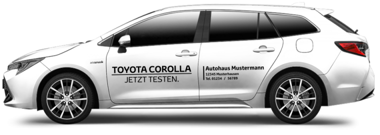 Toyota Corolla Touring Sports MINI