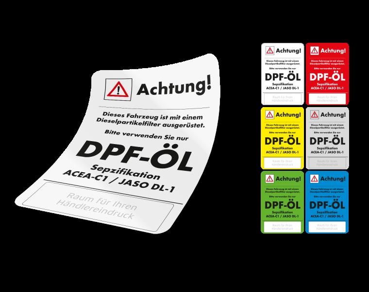 DPF-Öl