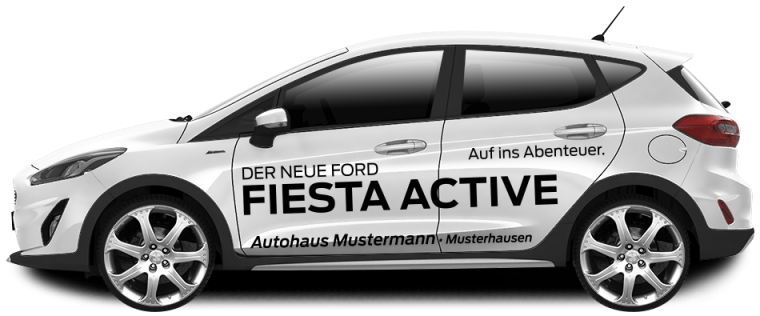 Ford Fiesta Active ECO