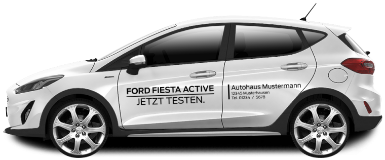 Ford Fiesta Active MINI