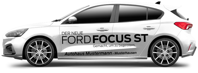 Ford Focus ST-ECO