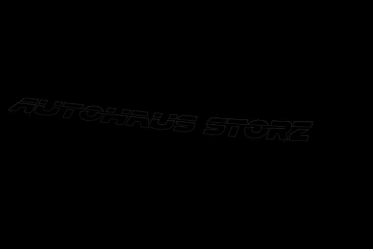 Logo-Aufkleber – Einzeiler