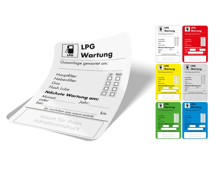 LPG-Wartung