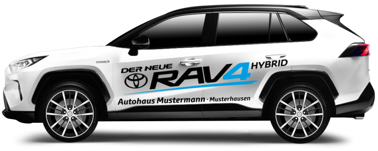 Toyota RAV4 Hybrid 01