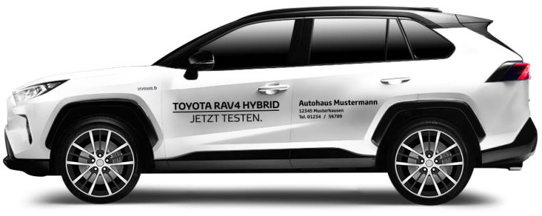 Toyota RAV4 Hybrid MINI