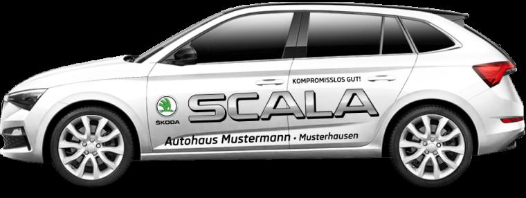 Skoda Scala 02