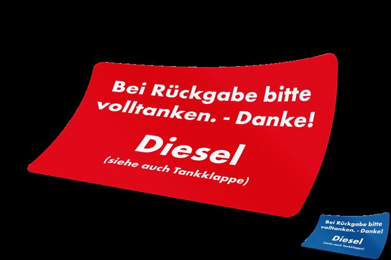 Volltanken – Diesel