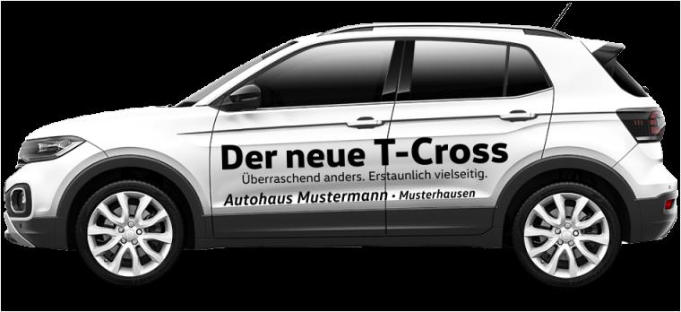 VW T-Cross ECO