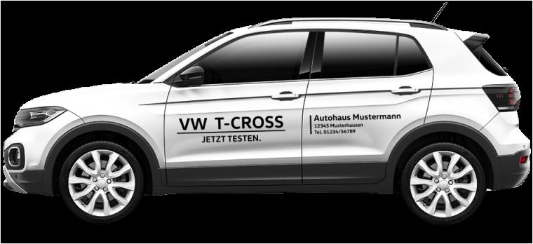 VW T-Cross MINI