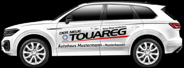 VW Touareg 01