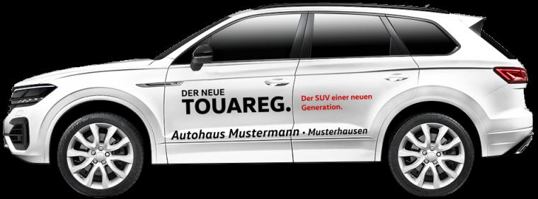 VW Touareg 03