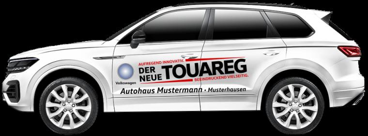 VW Touareg 04