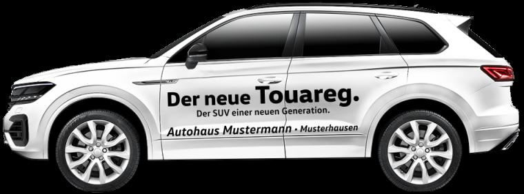 VW Touareg ECO