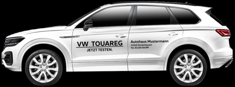 VW Touareg MINI