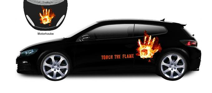 """""""Touch the Flame"""""""