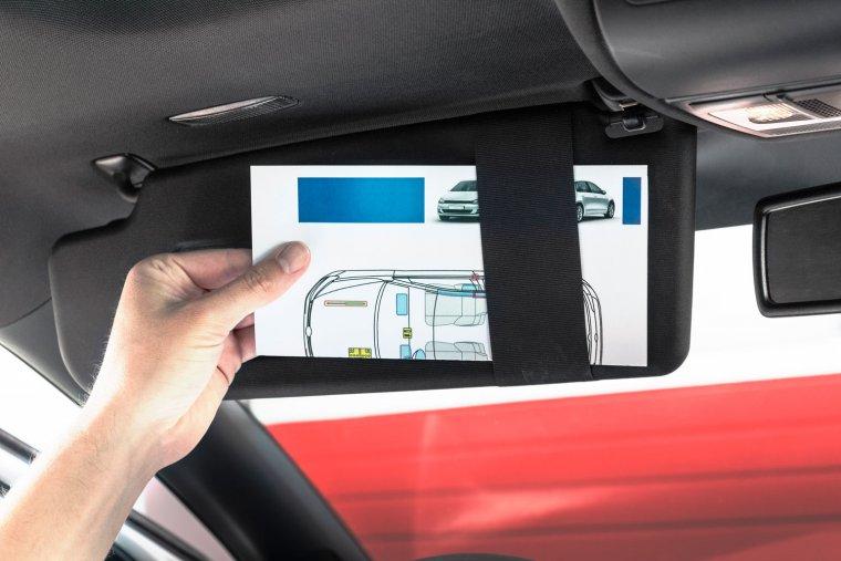 Sign Line Werbeservice Aufkleber Rettungskarte Im Fahrzeug Rund Online Kaufen
